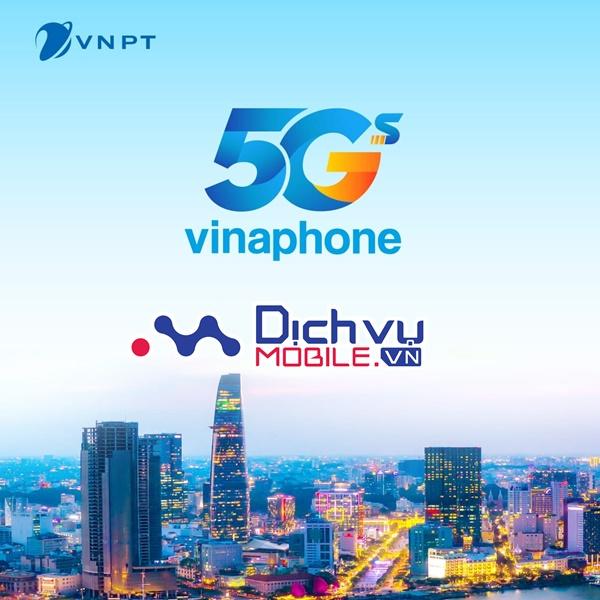 Cập Nhật: Vinaphone đã chính thức phát sóng 5G tại Hà Nội và TP Hồ Chí Minh từ 19/12/2020
