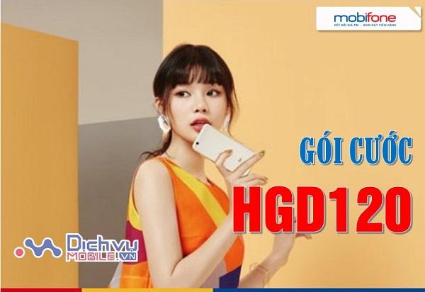 goi cuoc HGD120 Mobifone