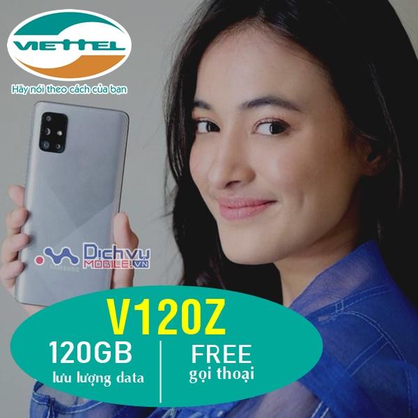 Hướng dẫn đăng ký gói V120Z Viettel nhận 4GB/ ngày gọi thả ga chỉ 90,000đ