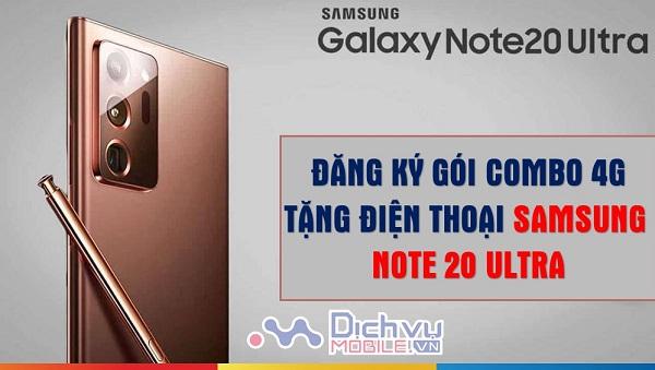Mobifone tang dien thoai khi dang ky goi combo 4G