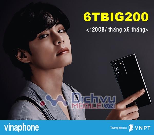 Hướng dẫn đăng ký gói cước 12TBIG200 Vinaphone nhận ưu đãi hấp dẫn