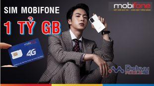 """Đăng ký sim """"1 tỷ GB"""" của Mobifone lướt web xả láng"""