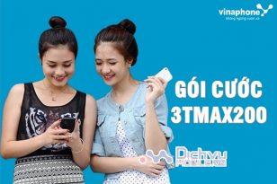 goi cuoc 3TMAX200 vinaphone