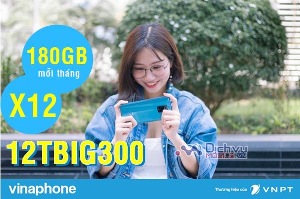 Hướng dẫn đăng ký gói 12TBIG300 Vinaphone