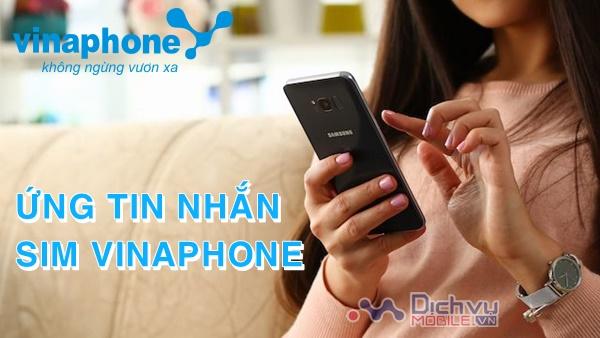 Hướng dẫn ứng nhanh SMS nội mạng và ngoại mạng cho sim Vinaphone