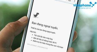 Vinaphone lỗi mạng ngày 14/1 mất kết nối , không thể truy cập mạng 3G/4G