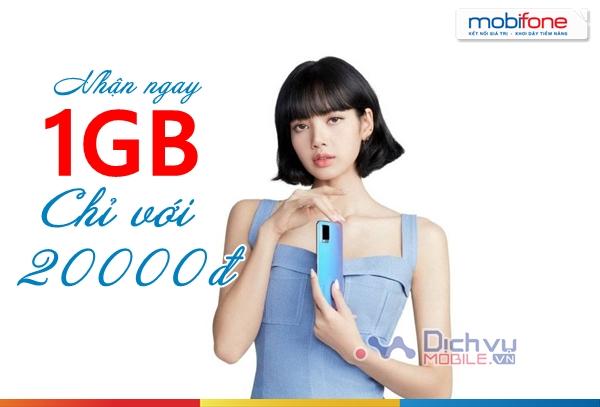 Bạn đừng bỏ lỡ cách nhận 1GB chỉ với 2000đ siêu dễ từ Mobifone
