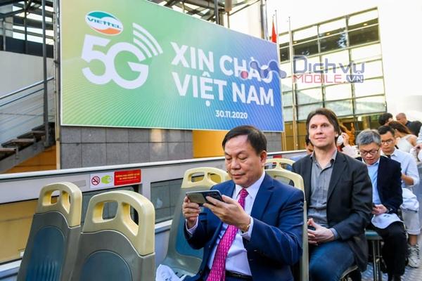 Cách đăng ký dịch vụ 5G Viettel nhận ưu đãi cực sock