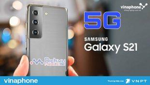 Chinh thuc hoc tro 5G tren cac dong dien thoai Samsung Galaxy S21