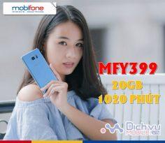 Goi cuoc MFY399 Mobifone
