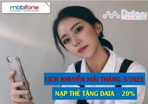 Lich khuyen mai nap the tang data thang 3.2021