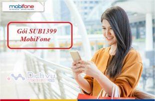 goi cuoc SUB1399 mang Mobifone