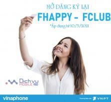 HOT: Vinaphone mở đăng ký lại gói FHAPPY và FCLUB từ 10/3/2021