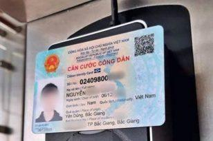 Cách quét thông tin trên thẻ Căn cước công dân trên điện thoại cực đơn giản