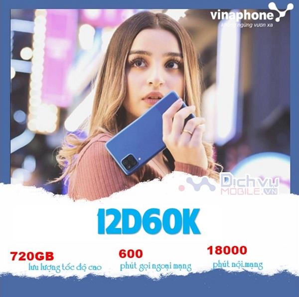 Goi cuoc 12D60K mang Vinaphone