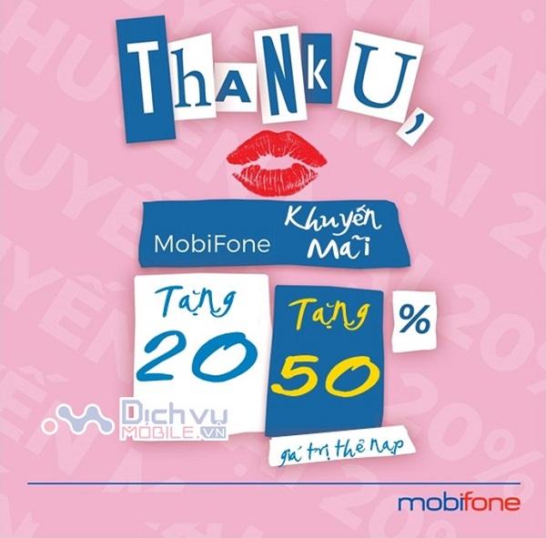 Mobifone khuyen mai ngay 31.5