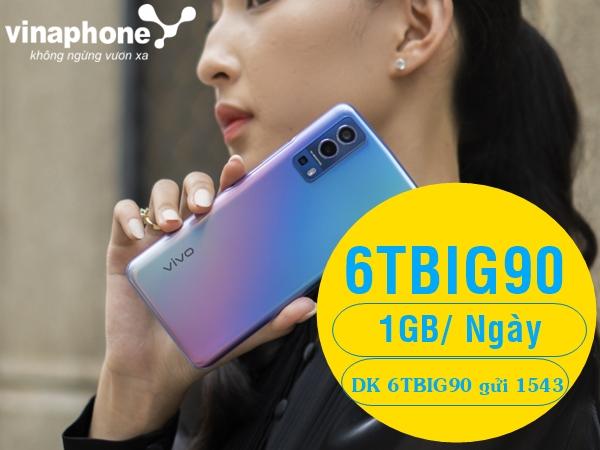 Hướng dẫn đăng ký gói 6TBIG90 nhận 1GB/ ngày dùng 6 tháng