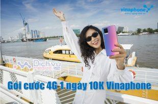 goi cuoc 4G Vinaphone 1 nagyf gia 10k