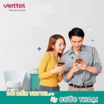 Hướng dẫn cách đổi điểm Viettel++ sang cước thoại siêu dễ