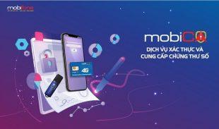 dich vu chung thu so MobiCA mang Mobifone