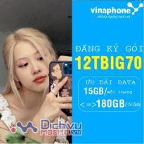 Hướng dẫn đăng ký gói 12TBIG70 mạng Vinaphone