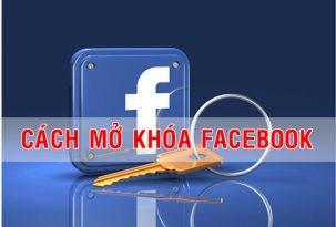 Cách mở khóa Facebook bị khóa do vi phạm tiêu chuẩn cộng đồng, share link đen