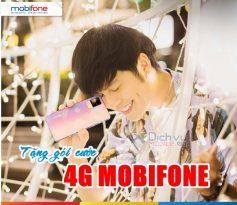 Hướng dẫn tặng gói 4G Mobifone cho thuê bao khác cực đơn giản