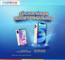 Chương trình khảo sát dùng mạng Mobifone