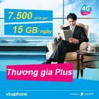 Đăng ký gói TGPLUS của Vinaphone nhận 15GB/ ngày và 7500 phút thoại siêu khủng