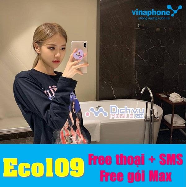 Gói cước Eco109 Vinaphone